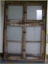 Fenster vor 1800