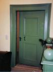 Barocke Zimmertür