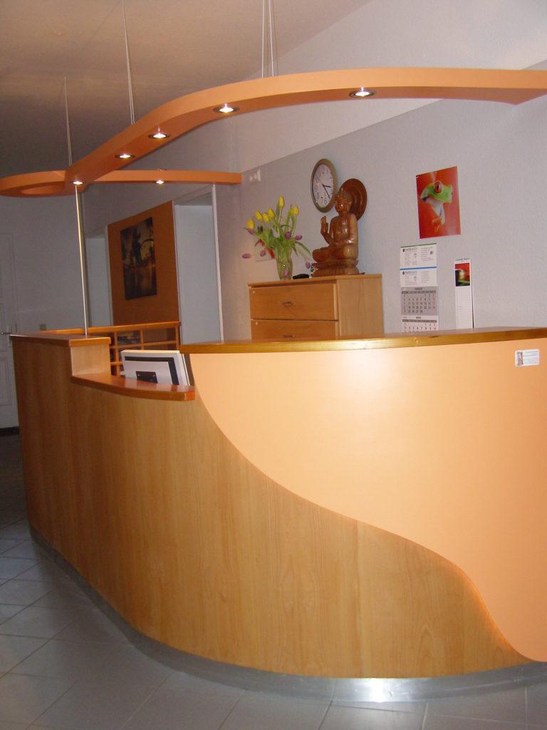 Zentrum für Rhabilitation.